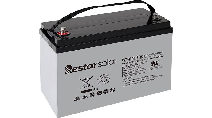 Solar Batteries RF12-100