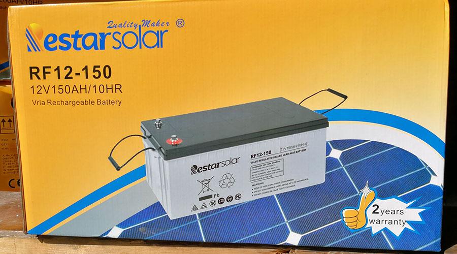 Solar Batteries RF12-150